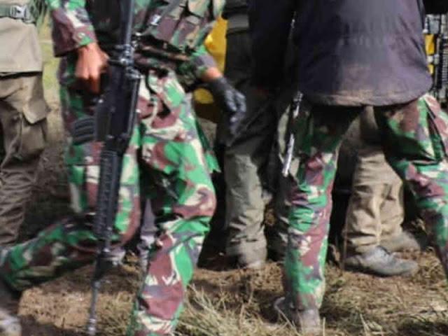 Kodam Cenderawasih Bantah 4 Senjata Organik Dirampas Kelompok Bersenjata di Nduga