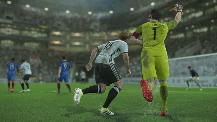 Pro Evolution Soccer 2017 PC Full Español