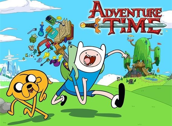 Adventure Time (Hora de aventura)  Una genialidad extraña 1919d278b15