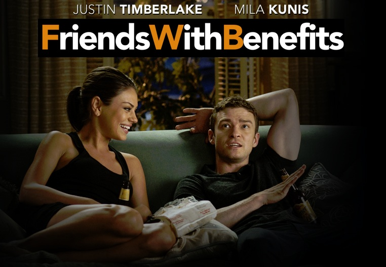 Women friends with benefits