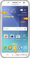 Hard Reset Samsung Galaxy J7