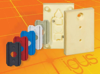 igus produces injection-moulded special parts from printed mould