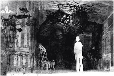 Resultat d'imatges de un monstruo viene a verme libro