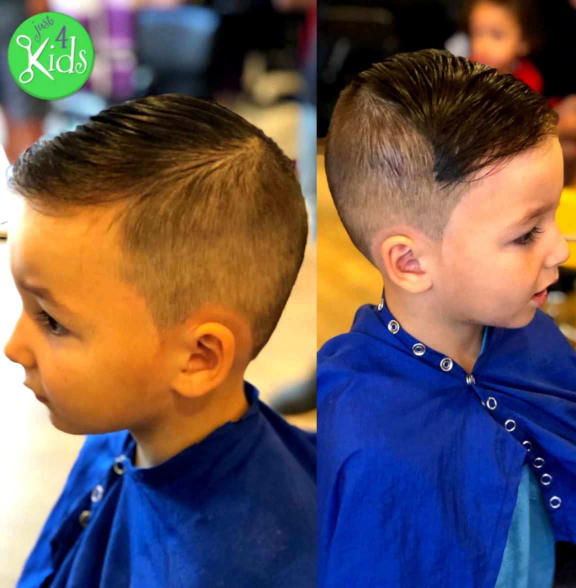 after haircut summer for kids | wallpapers nature