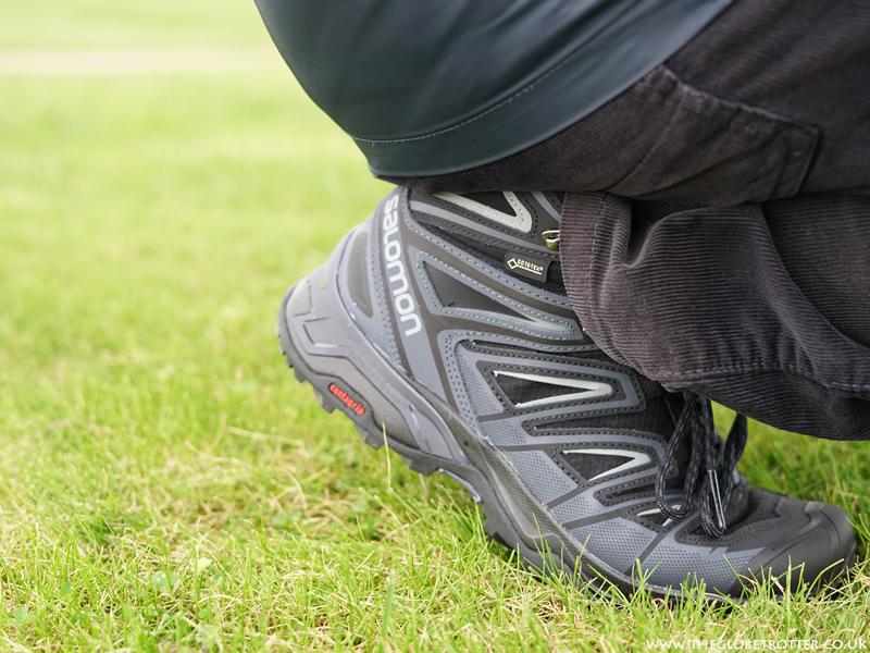 official photos 71a96 56cf8 Salomon X Ultra 3 Mid Gtx Hiking Boots Men's Canada ...