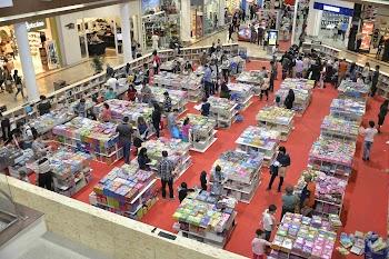 Tradicional Feira do Livro no Minas Shopping chega à 15ª edição