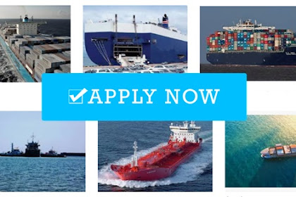 Hiring Cook For Tankers, Container, Bulk Carrier, Offshore Vessels