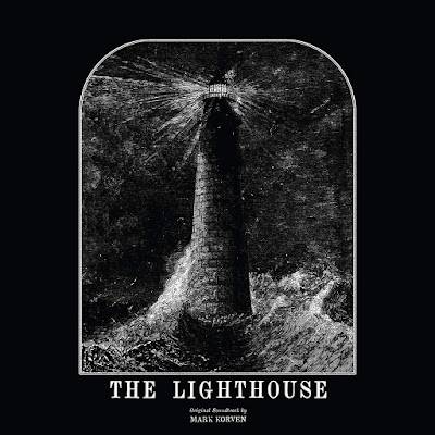 The Lighthouse 2019 Soundtrack Vinyl
