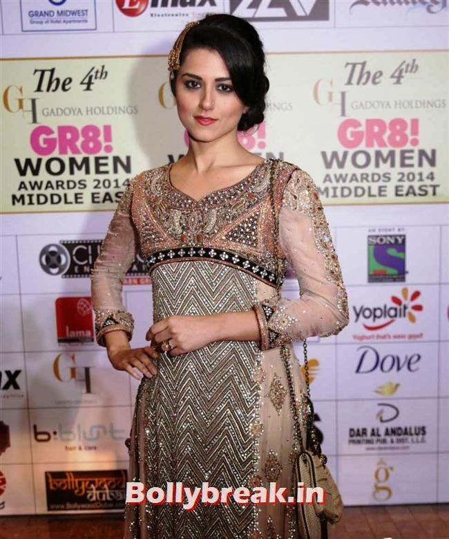 Ridhi Dogra, Shriya, Kangna, Barkha at 4th GR8 Women Awards 2014