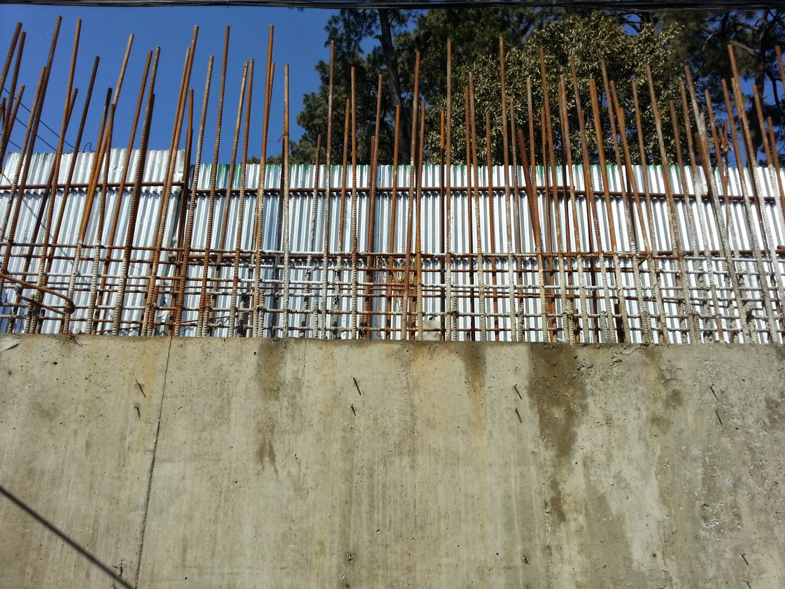 Engineering Science Shear Wall And Pile Foundation