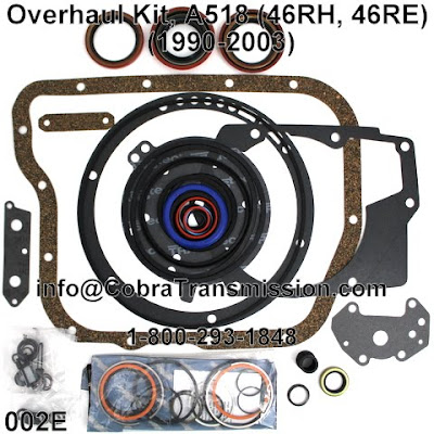 46re Overhaul manual