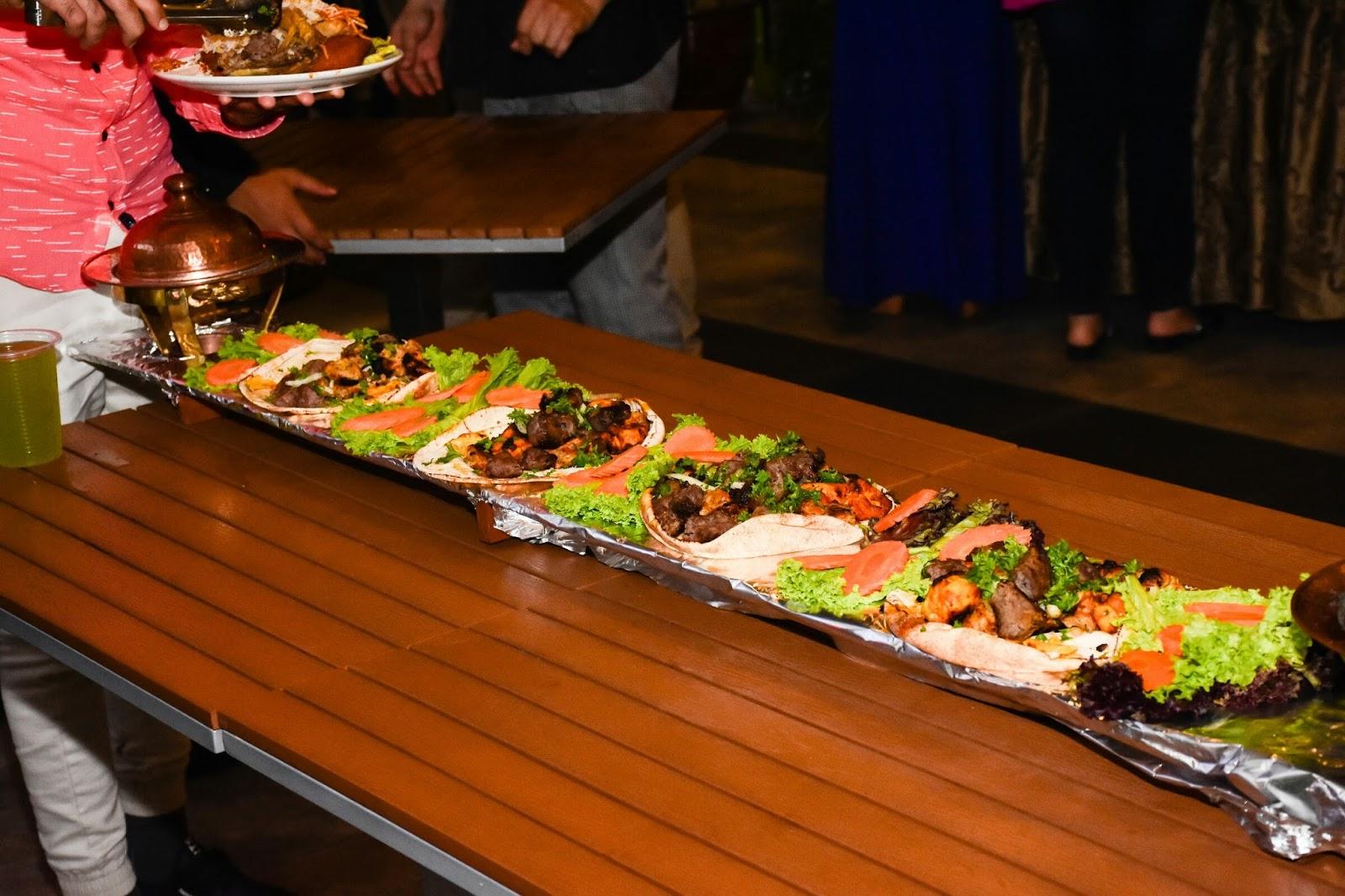 SIHAF SADAQAT Sihaf Arabic Restaurant