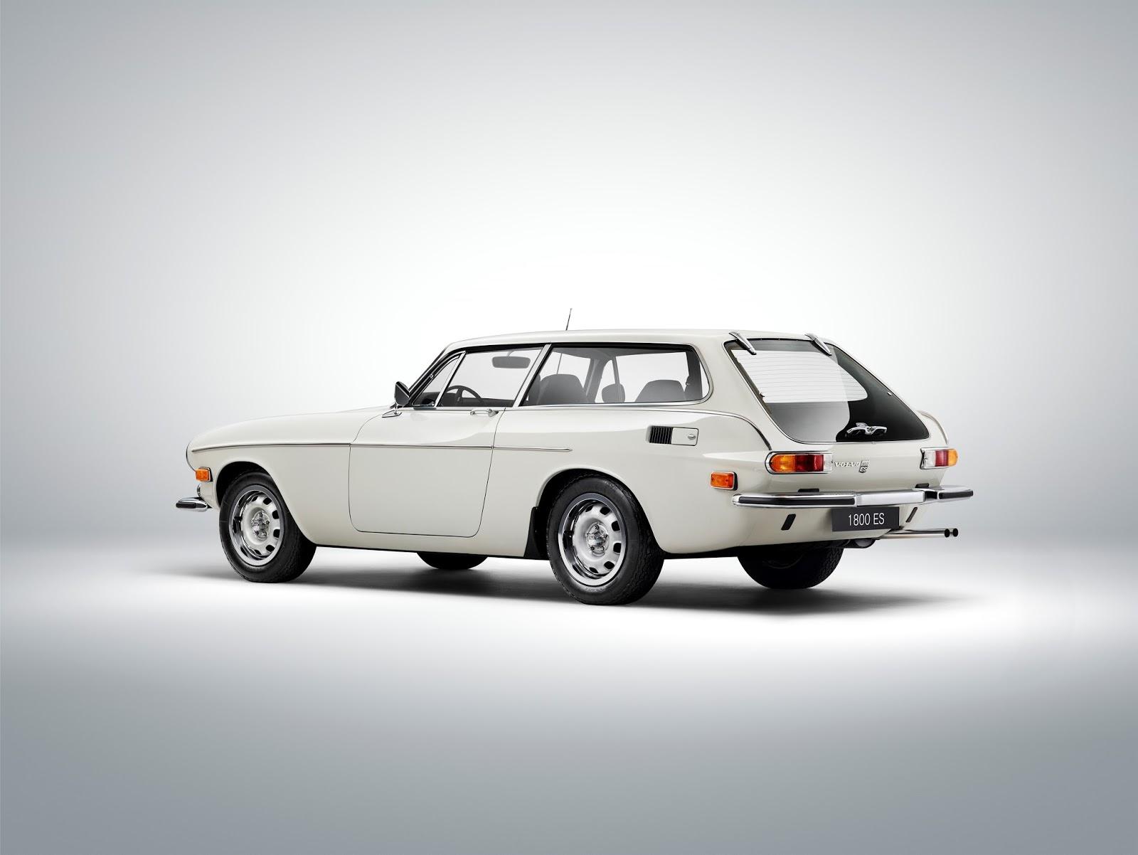 173626 Volvo 1800 ES Το V90 είναι το πιο όμορφο, το πιο ασφαλές station wagon και το πιο... Volvo Station Wagon, Volvo, Volvo V90