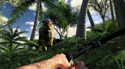 Far Cry 3 Hunting Cat