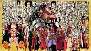 Phim One Piece Z