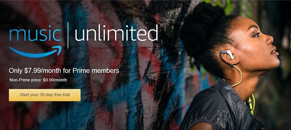 Amazon Music Unlimited on-demand music service launches on Android, iOS, PC and Mac