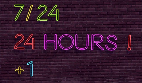 My Sims 4 Blog Neon Signs Numbers By Notegain