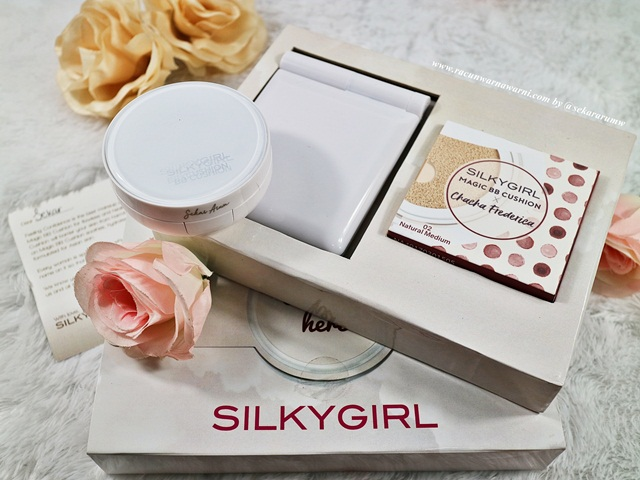 Silky Girl Magic BB Cushion