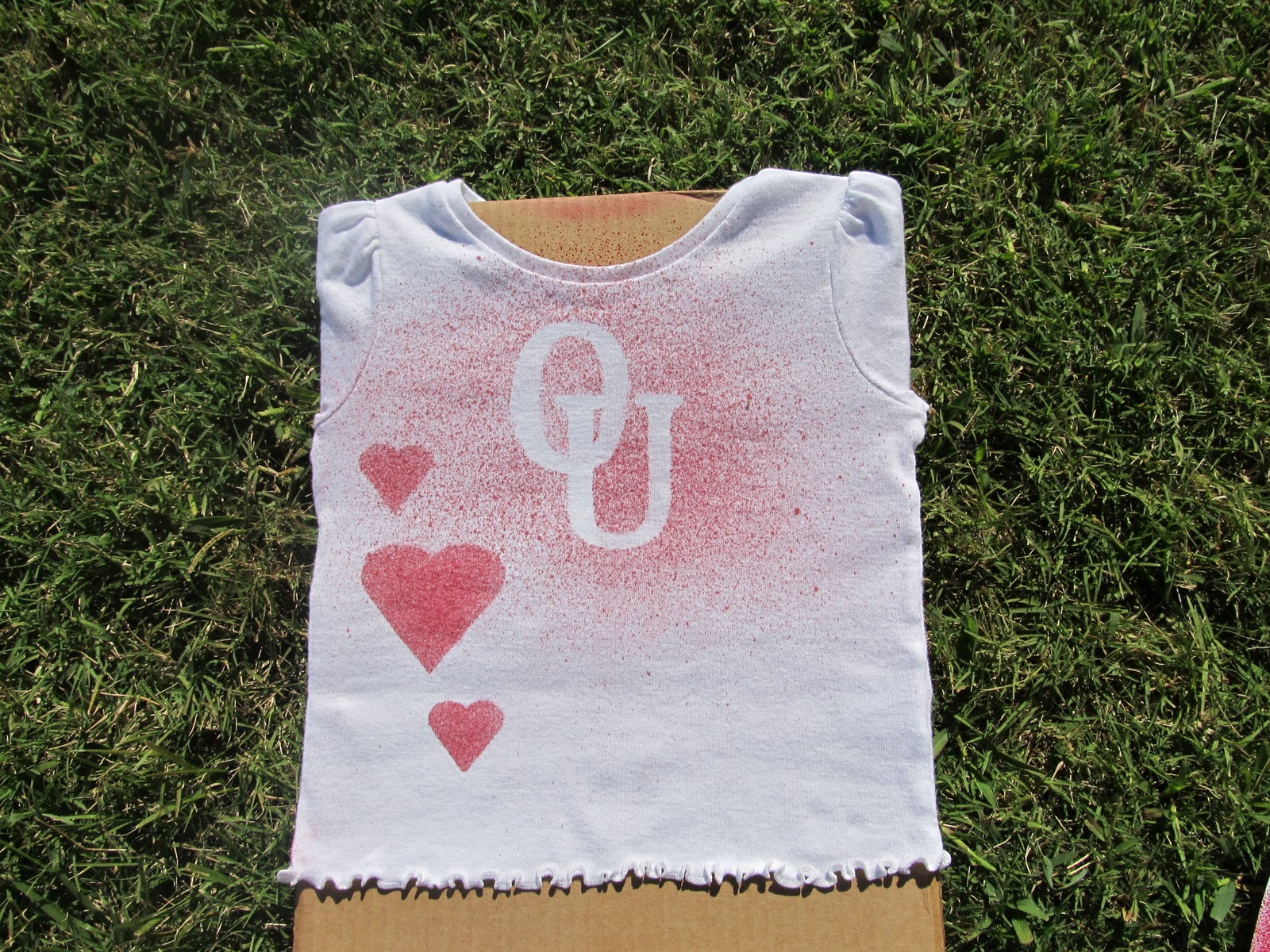 Spray Paint Ideas For T Shirts Nils