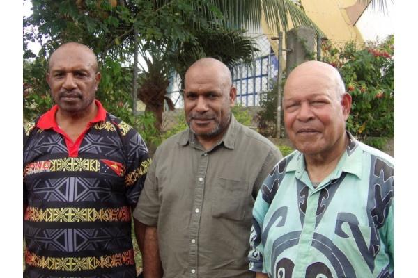 Para Pemimpin Bangsa Papua  Pro Merdeka Berkumpul di Vanuatu