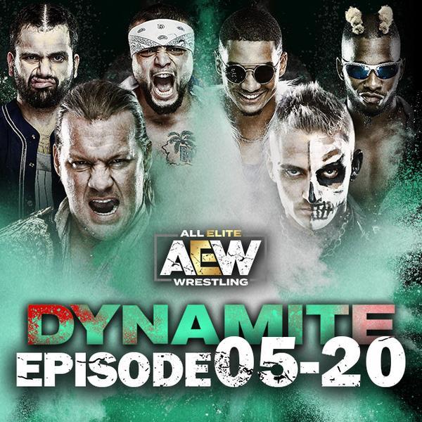 AEW Dynamite 2020 (Feb-05) 350MB WEB 480p
