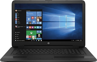 Laptop Gaming HP 17-inch