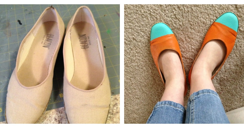 Teal Shoes Flats