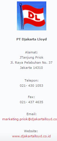 PT.Djakarta Lloyd