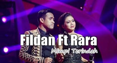 (5,43MB) Download Lagu Fildan Feat Rara Mimpi Terindah Mp3 Duet Romatis 2018,Rara Lida, Fildan, Dangdut, 2018