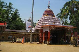 Jajpur Biraja temple Orissa