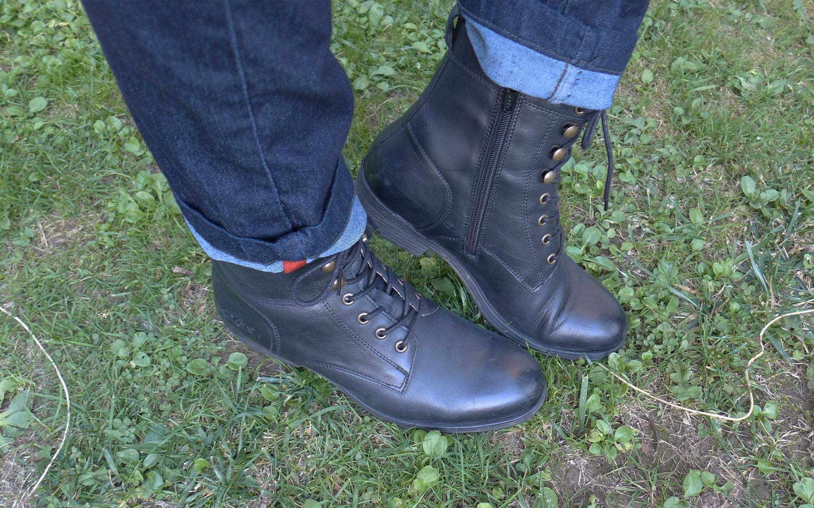 bottines Kickers Astralbis