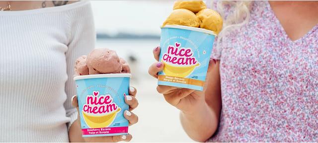 Chimp Treats-Nicecream -Vegan Ice Cream Now Sold in Loblaws