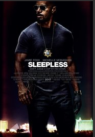 Sleepless (2017) DVDScr Full Movie Watch Online Free