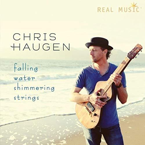 Nuevo álbum de Chris Haugen, música entre las olas y la meditación