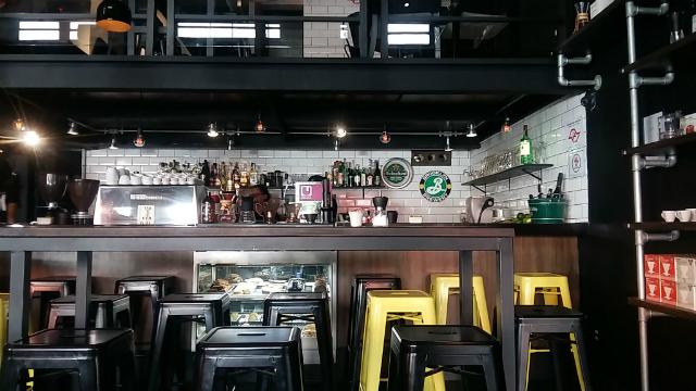Cafeteria Urbe Café em São Paulo