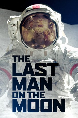 Poster The Last Man on the Moon 2014