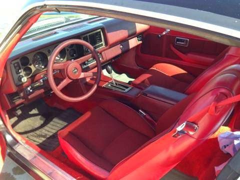 Original Survivor 1981 Z28 Camaro Buy American Muscle Car