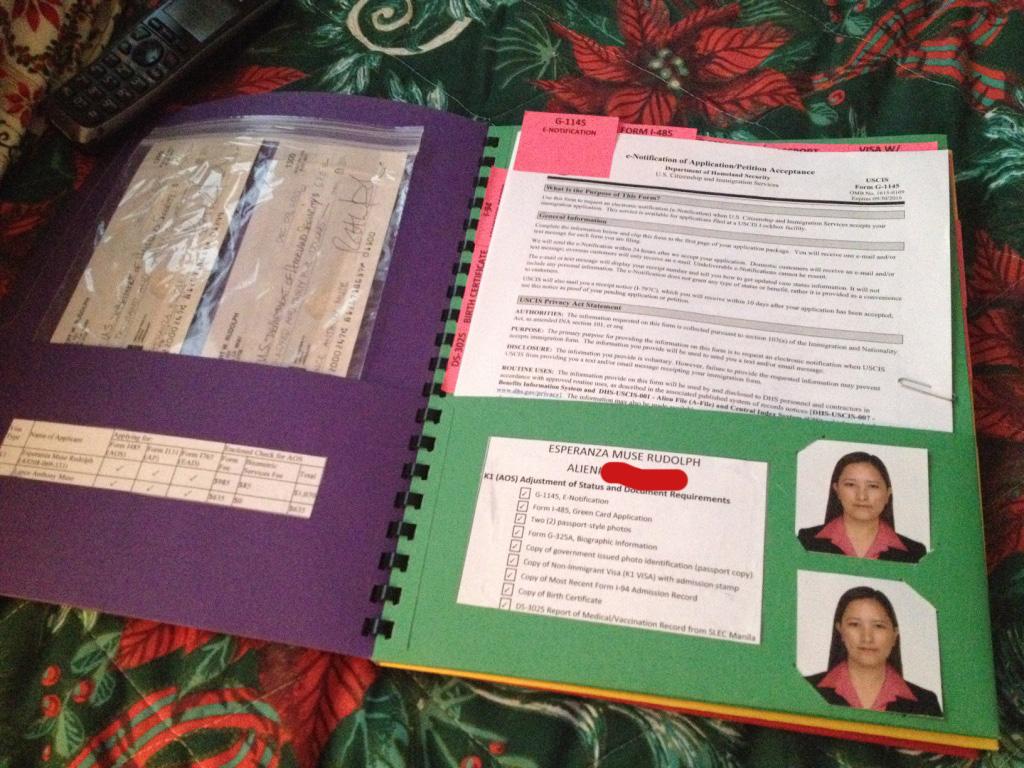 My Journey: K1/K2 ADJUSTMENT OF STATUS(AOS) I-485, ADVANCE PAROLE