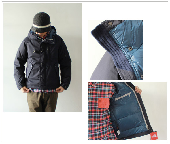 WEAR DIFFERENT: THE NORTH FACE PURPLE LABEL 65/35 Mountain