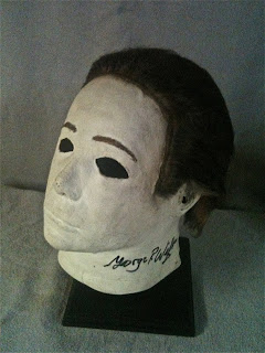 evilsmellyclown almost all my myers masks