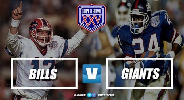Super Bowl XXV: Norwood arrancó la maldición
