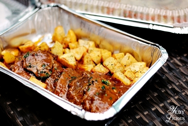 Pot Roast Beef by The Party Kitchen Food Delivery Service Manila PH