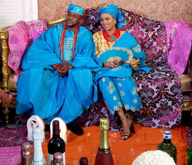 Odunlade Adekola Beat Wife To Stupor On Wedding Day In