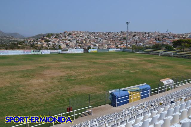 Σε άθλια κατάσταση ο χλΣε άθλια κατάσταση ο χλοοτάπητας στο Δημοτικό Στάδιο του Κρανιδίουοοτάπητας στο γήπεδο του Κρανιδίου