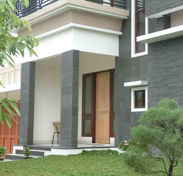 Batu Alam Andesit, Batu Alam Untuk Dinding Dan Lantai Rumah Minimalis
