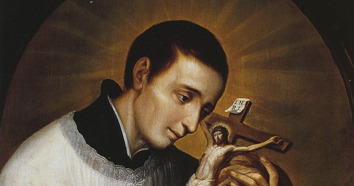 Saint Quote Of The Day: Saint Aloysius Gonzaga