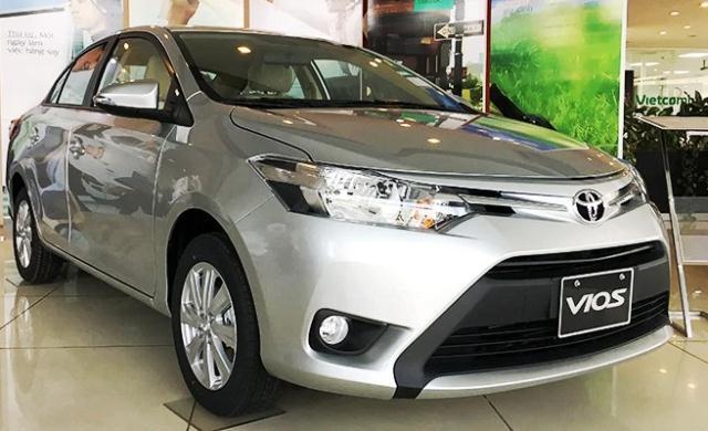Harga Kredit Toyota Vios Promo 2018