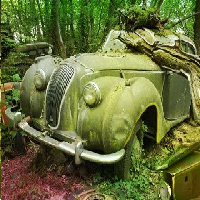 Zooo Abandoned Car Wareho…