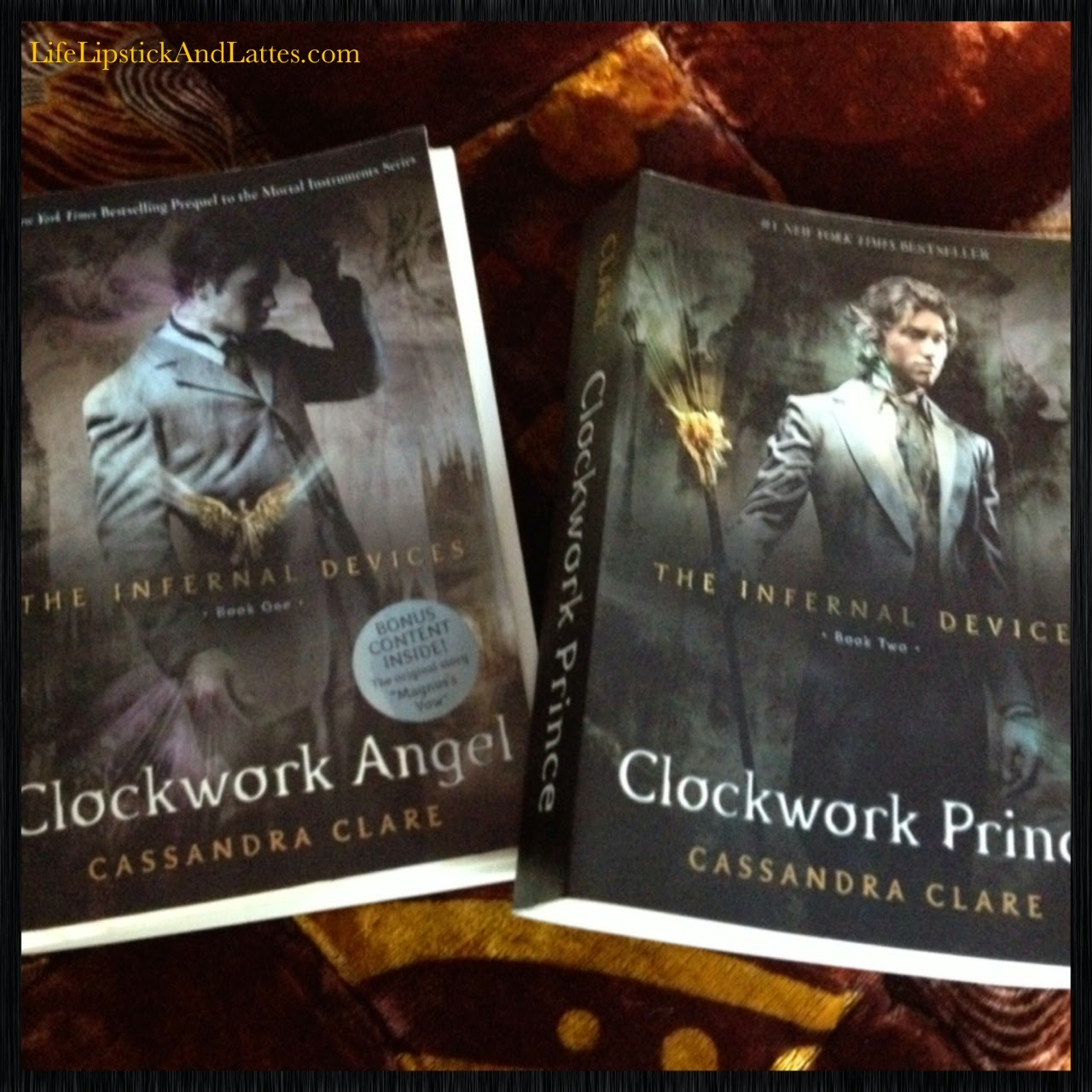 Clockwork Angel Book Pdf