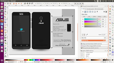 How to create mockup vector